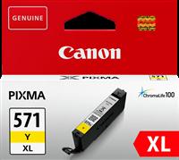 Cartucho de tinta Canon CLI-571y XL