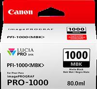 Druckerpatrone Canon PFI-1000mbk