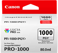 Druckerpatrone Canon PFI-1000pgy