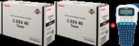 Value Pack Canon C-EXV40 MCVP
