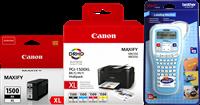 Value Pack Canon PGI-1500 XL MCVP