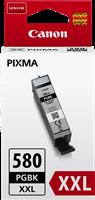 Cartouche d'encre Canon PGI-580pgbk XXL
