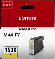 Druckerpatrone Canon PGI-1500y