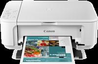 Multifunktionsdrucker Canon PIXMA MG3650 Weiß