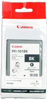 ink cartridge Canon PFI-101bk