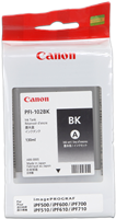 Druckerpatrone Canon PFI-102bk