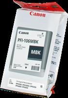Cartouche d'encre Canon PFI-106mbk