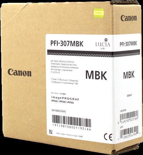 Canon PFI-307mbk