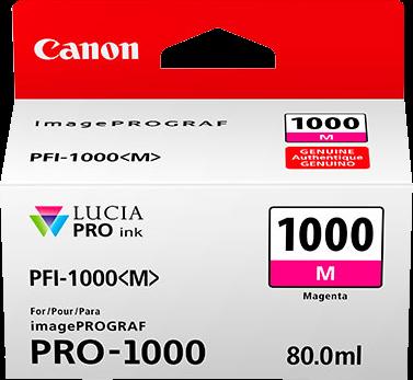 Canon iPF PRO-1000 PFI-1000m