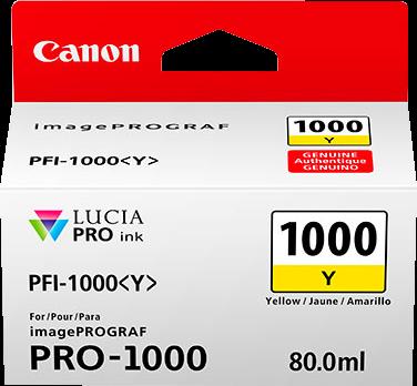 Canon iPF PRO-1000 PFI-1000y