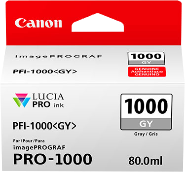 Canon iPF PRO-1000 PFI-1000gy
