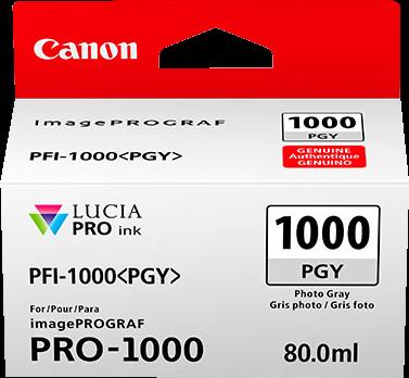 Canon iPF PRO-1000 PFI-1000pgy