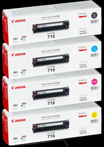 Canon 716 Rainbow