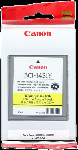 Canon W-6400P BCI-1451y