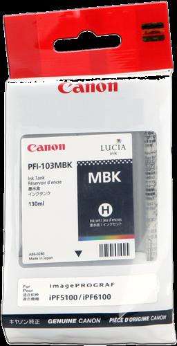 Canon PFI-103mbk