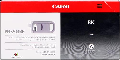 Canon PFI-703bk