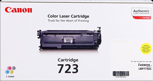 Canon LBP-7750Cdn 723y