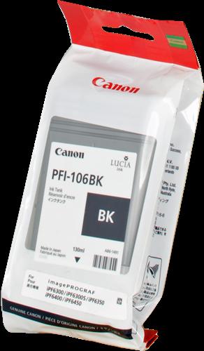 Canon PFI-106bk