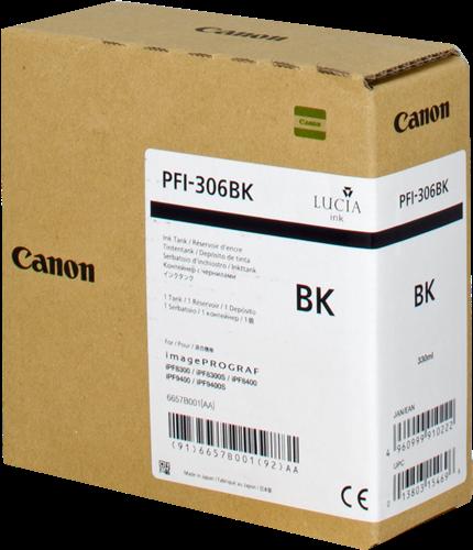 Canon PFI-306bk