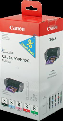 Canon CLI-8 5pack