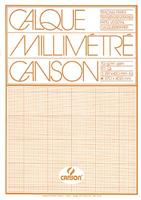 Transp.-Millimeterblöcke, , Block, 70-75 g CANSON 17136