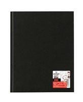 ONE Skizzenbuch, , sw, Hardcover, 100 g CANSON 5569