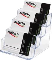 Visitenkartenhalter deflecto DE70841