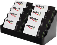 Visitenkartenhalter deflecto DE70804