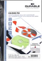 CD/DVD-Hüllen DURABLE 5210-19
