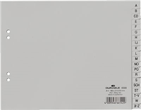 Register A-Z DURABLE 6500-10