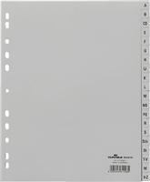 Register A-Z DURABLE 6520-10
