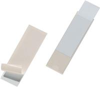 Selbstklebe-Tasche, transparent, Öffung oben, DURABLE 8073-19