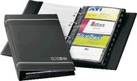 Visitenkarten- und Adressringbuch VISIFIX PLUS DURABLE 2372-58