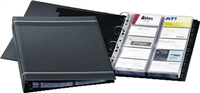 Visitenkartenringbuch VISIFIX DURABLE 2388-58