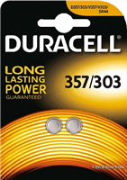Knopfzellen Elektro DURACELL DUR013858