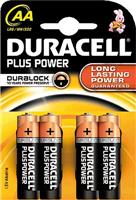 Batterien Plus Power AA DURACELL DUR017641