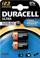 Photobatterie DURACELL DUR020320