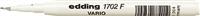 Ersatzminen für Fineliner 1700 Vario Edding 4-1702004