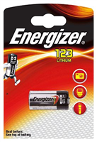 Spezialbatterie Lithium Photo 123 Energizer 628290