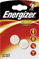Knopfzellen Energizer 638711