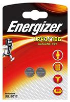 Spezialbatterie Alkaline LR43 Energizer 639319