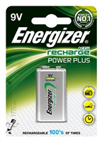 Akkus PowerPlus Energizer E300320800