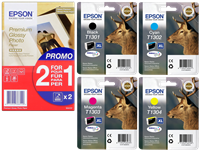 value pack Epson T130 MCVP 01