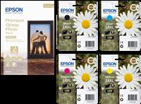 Value Pack Epson T181 MCVP
