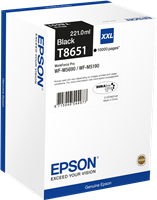inktpatroon Epson T8651