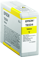 ink cartridge Epson T8504