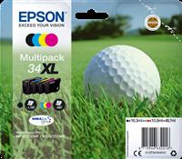 zestaw Epson 34XL