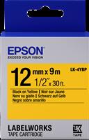 Cinta mecanográfico Epson LK-4YBP