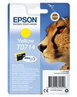 Druckerpatrone Epson T0714