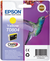 ink cartridge Epson T0804